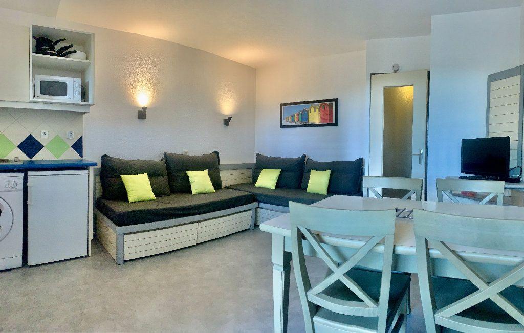 Appartement à vendre 1 25m2 à Saint-Raphaël vignette-3