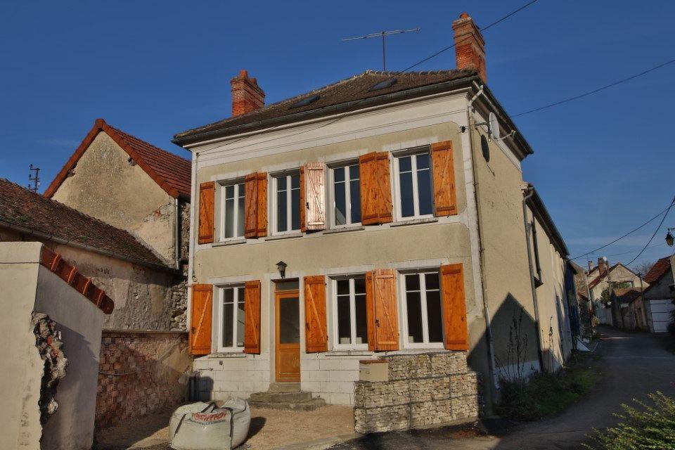 Maison à vendre 4 72m2 à Baulne-en-Brie vignette-1