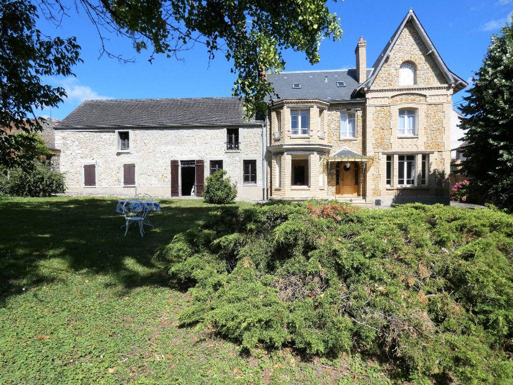 Maison à vendre 8 198.45m2 à Jaulgonne vignette-1