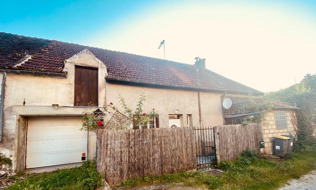 Maison à vendre 3 60m2 à Montreuil-aux-Lions vignette-1
