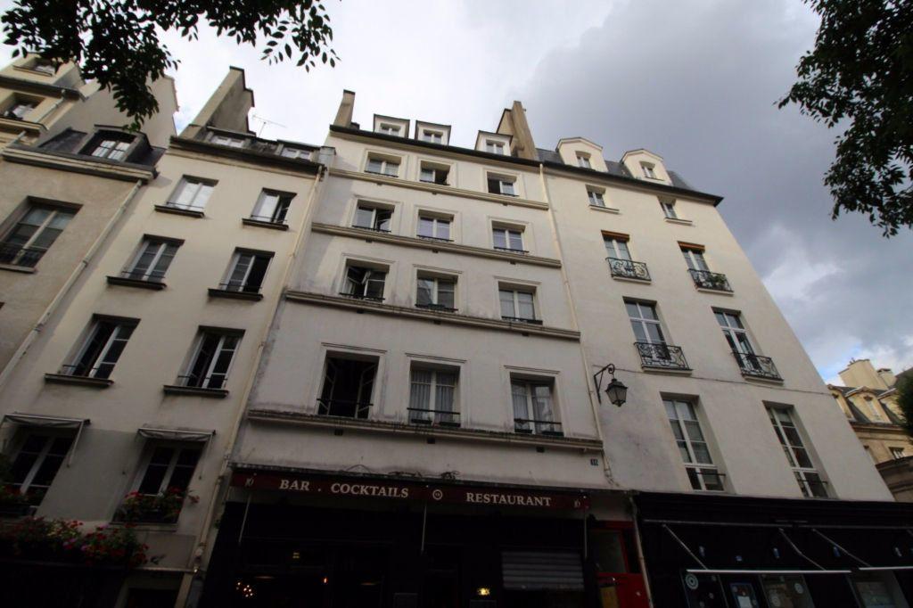 Appartement à louer 1 22m2 à Paris 3 vignette-4