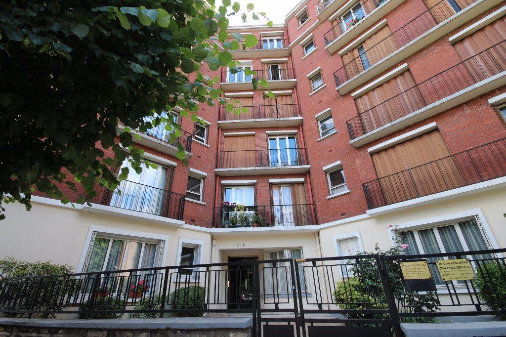 Appartement à louer 1 21.83m2 à Vanves vignette-4