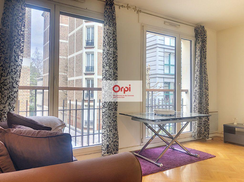 Appartement à louer 2 29.07m2 à Paris 15 vignette-1