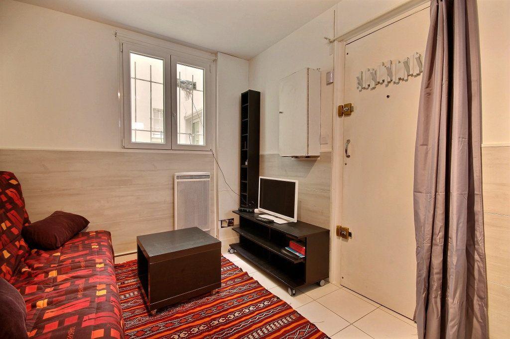 Appartement à louer 1 17m2 à Gentilly vignette-2