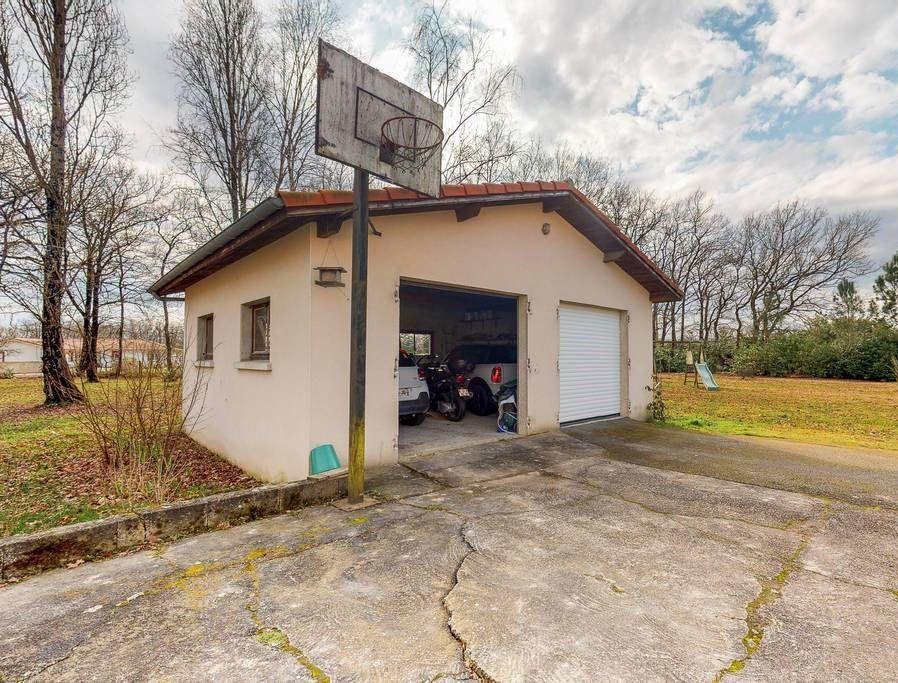 Maison à vendre 4 124m2 à Barcelonne-du-Gers vignette-8