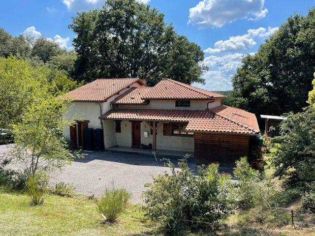 Maison à vendre 5 145m2 à Barcelonne-du-Gers vignette-1