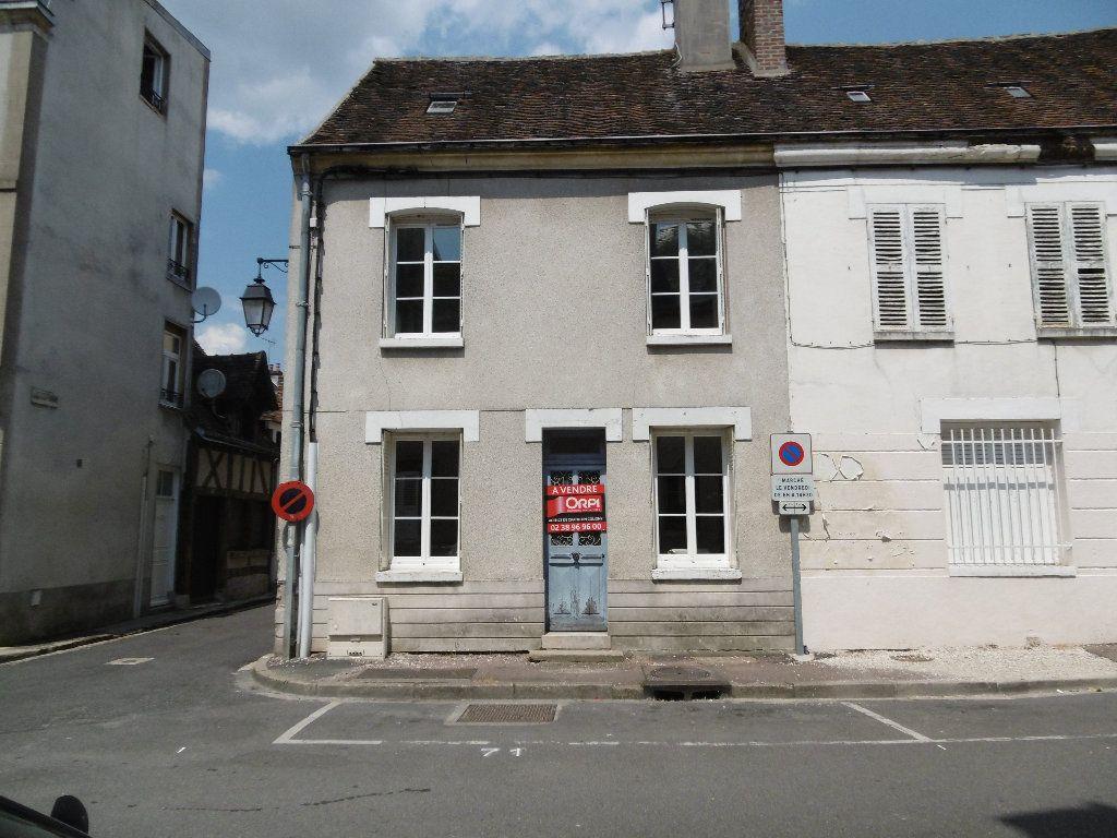 Maison à vendre 4 78m2 à Châtillon-Coligny vignette-10