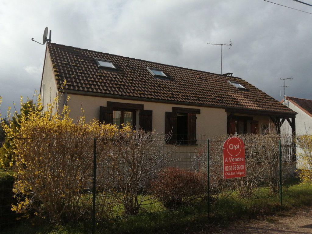 Maison à vendre 5 100m2 à Rogny-les-Sept-Écluses vignette-1
