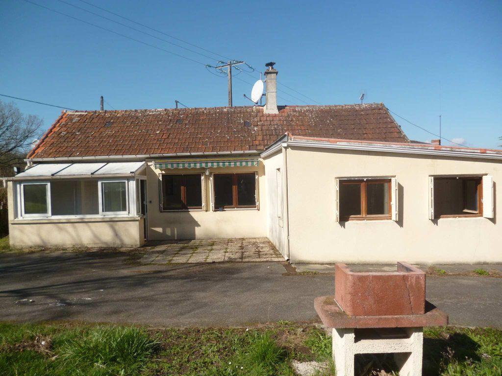 Maison à vendre 3 74m2 à Varennes-Changy vignette-1