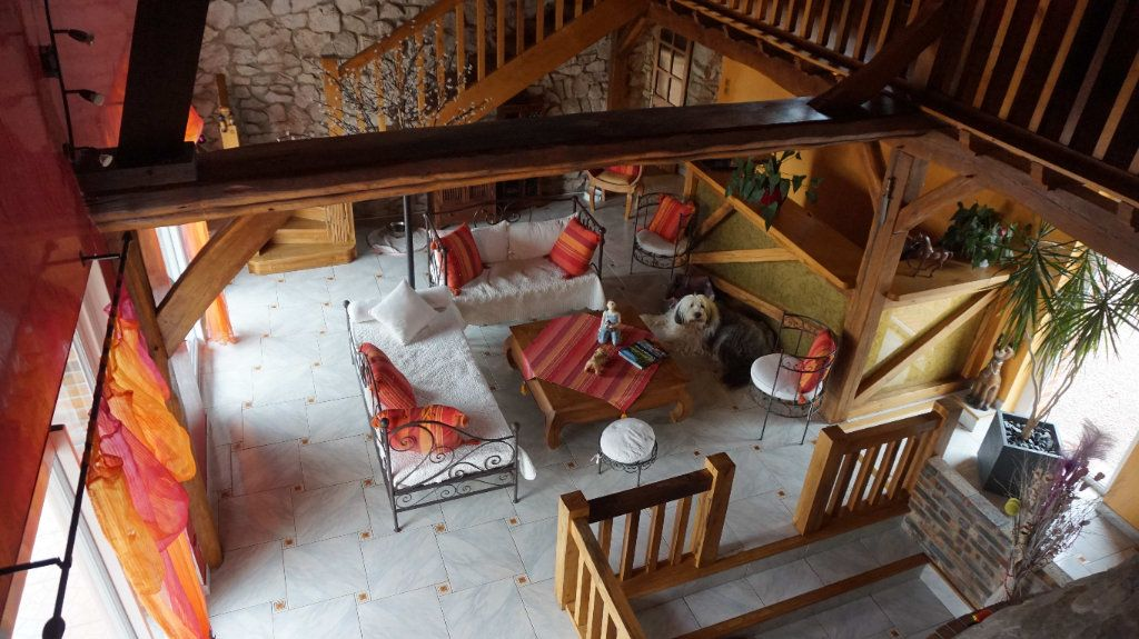 Maison à vendre 8 205m2 à Le Moulinet-sur-Solin vignette-12