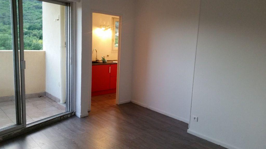 Appartement à louer 1 23.64m2 à Carros vignette-1