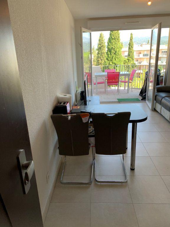 Appartement à louer 2 35.34m2 à Carros vignette-2