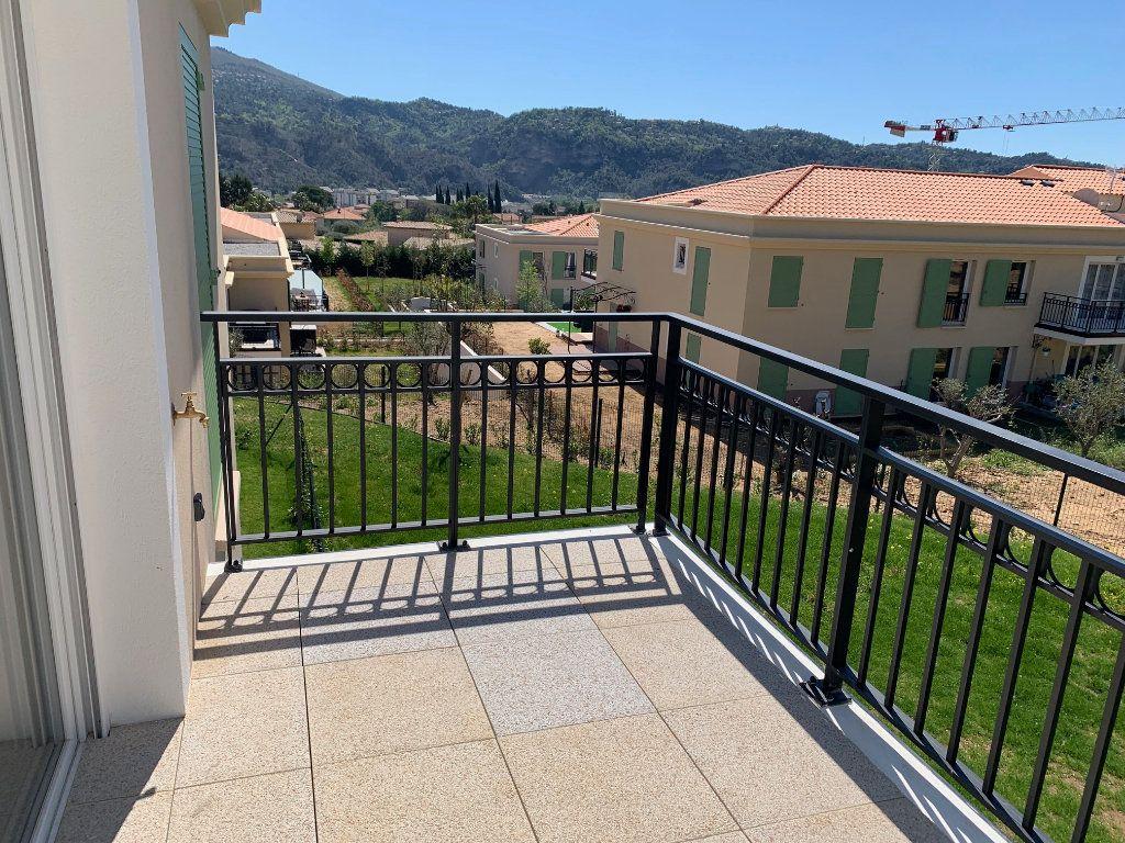 Appartement à louer 2 38.15m2 à Carros vignette-2