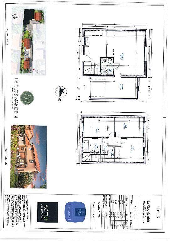 Maison à vendre 4 92.97m2 à Saint-Laurent-du-Pont vignette-3