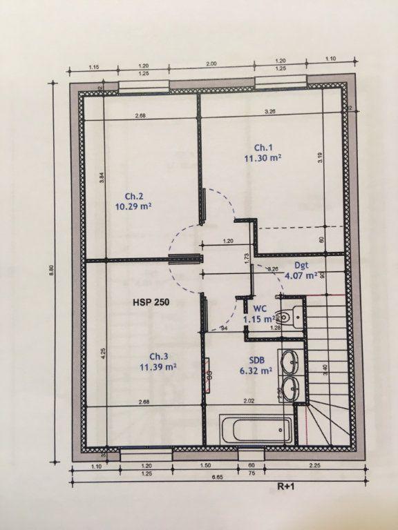 Maison à vendre 4 92.97m2 à Saint-Laurent-du-Pont vignette-5