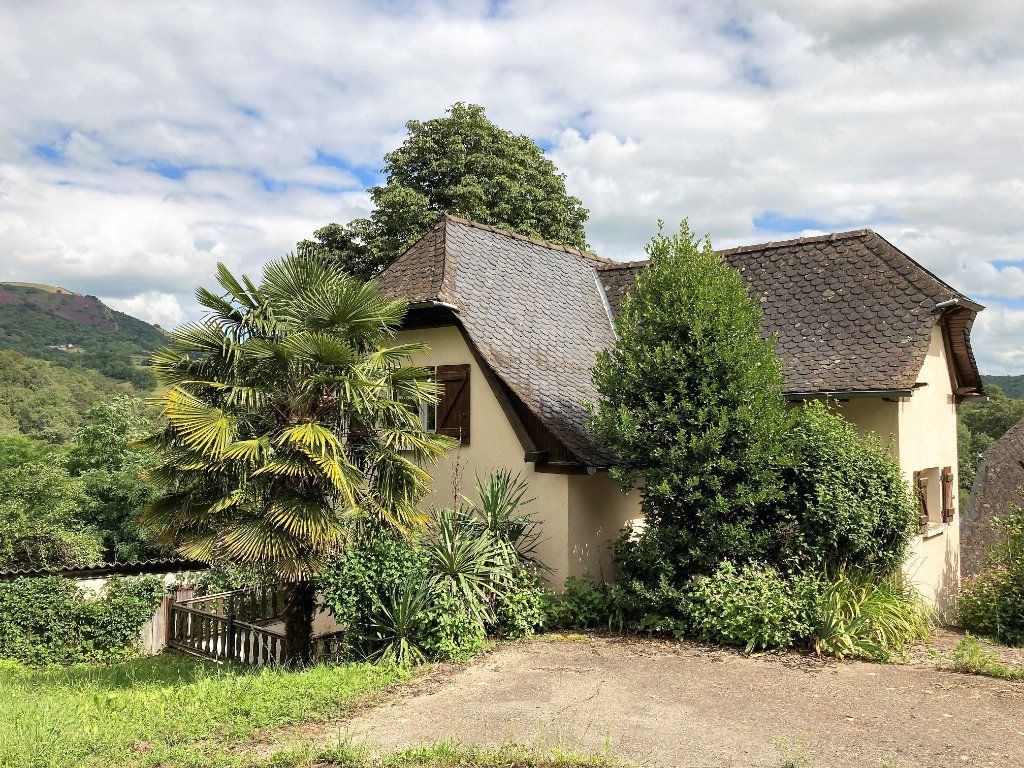 Maison à vendre 4 75m2 à Saint-Cyprien-sur-Dourdou vignette-1
