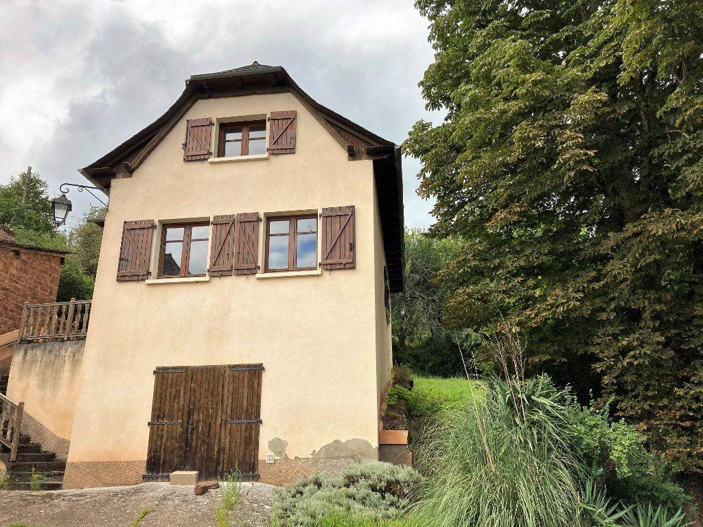 Maison à vendre 4 75m2 à Saint-Cyprien-sur-Dourdou vignette-2