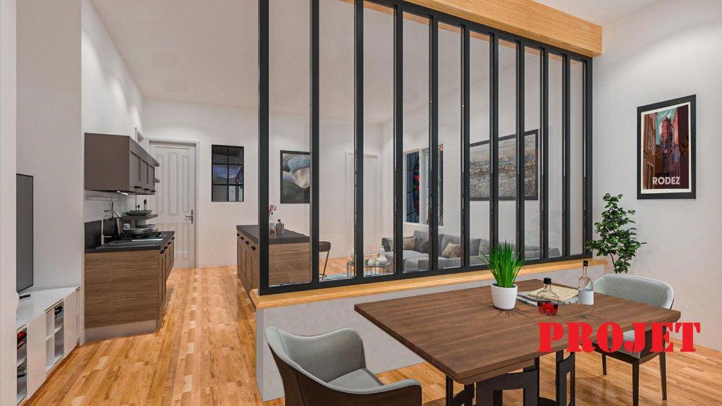 Appartement à vendre 1 67m2 à Rodez vignette-1