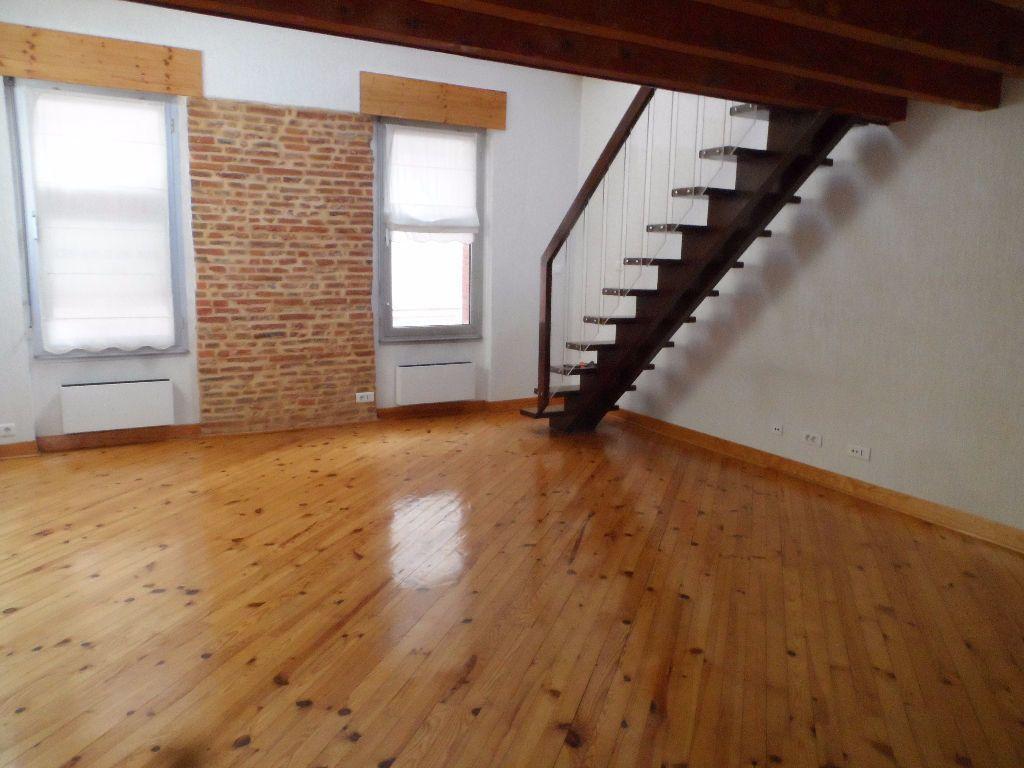 Appartement à louer 3 62.24m2 à Toulouse vignette-1