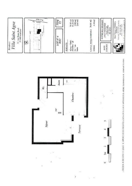 Appartement à louer 2 36.66m2 à Toulouse vignette-6