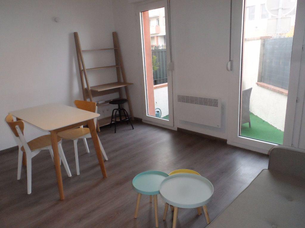 Appartement à louer 1 22.68m2 à Toulouse vignette-1