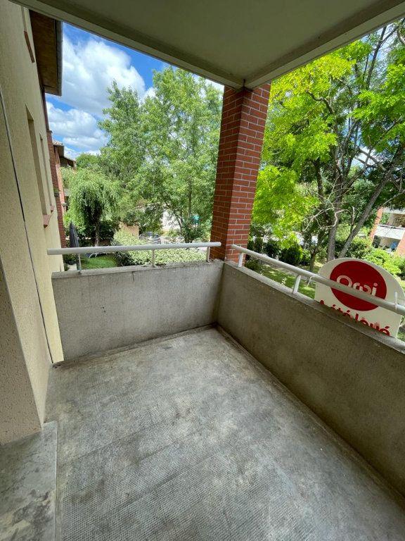 Appartement à louer 2 39.06m2 à Toulouse vignette-1