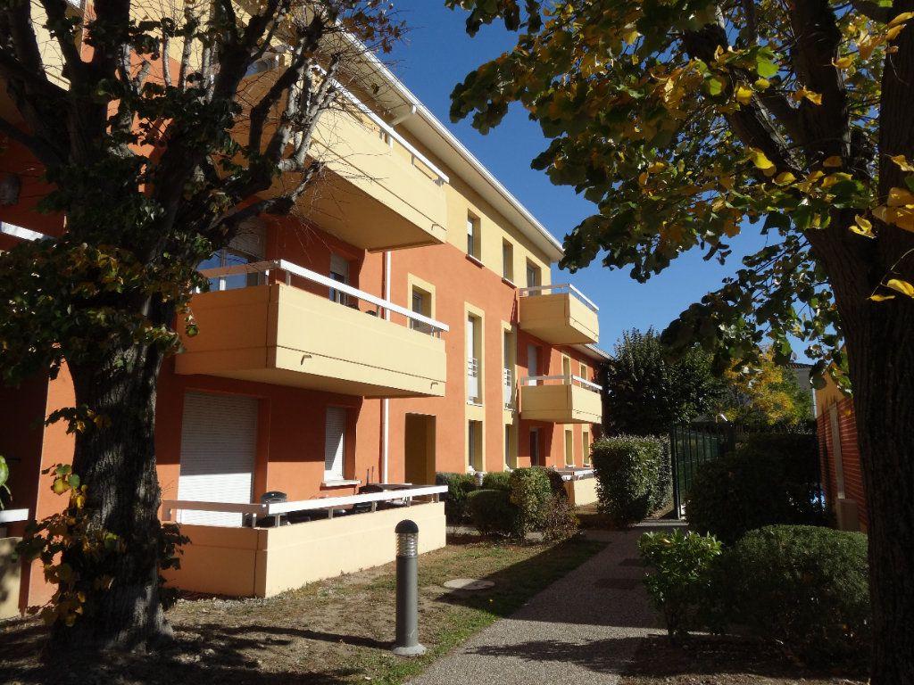 Appartement à louer 2 41.32m2 à Toulouse vignette-1