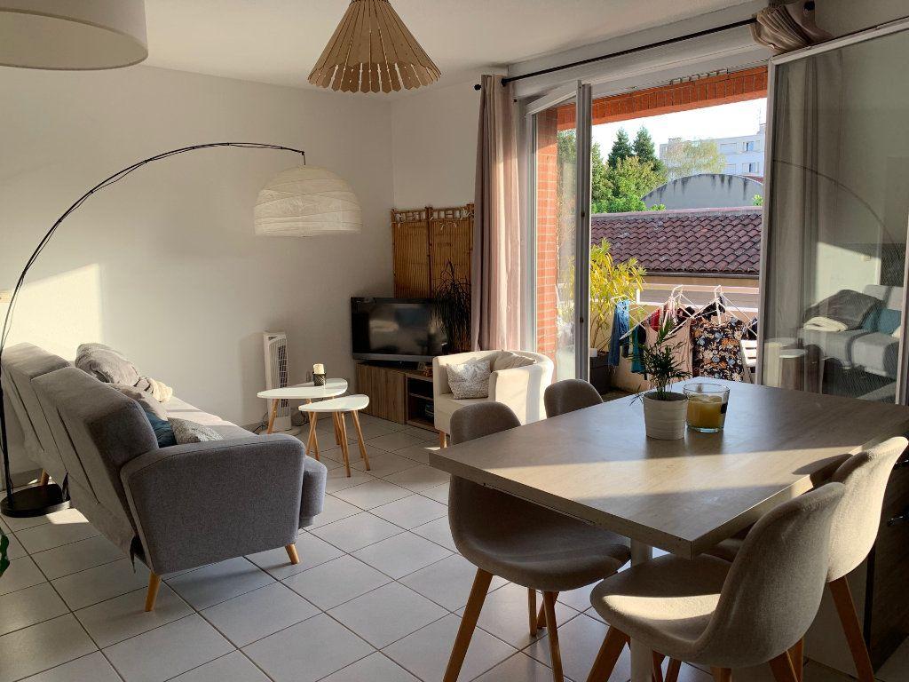 Appartement à louer 2 41.86m2 à Toulouse vignette-1