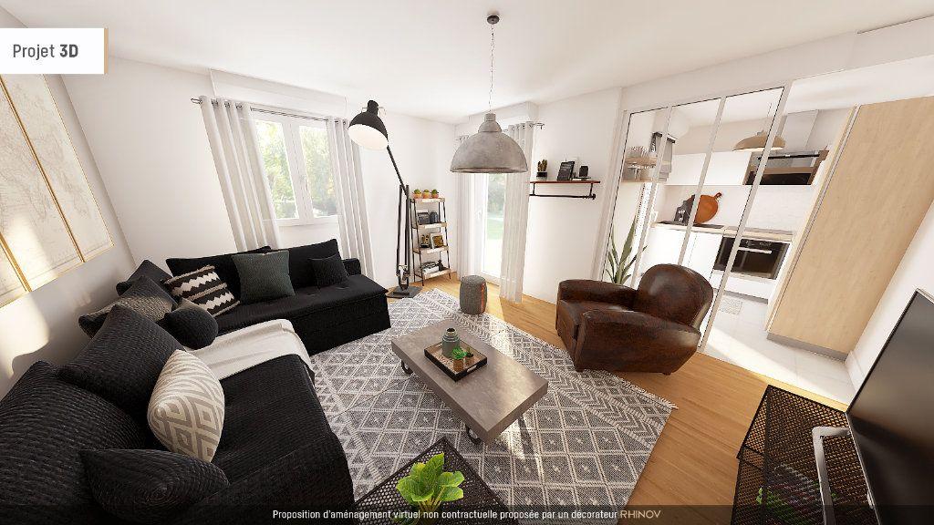 Appartement à vendre 2 38.5m2 à Toulouse vignette-1