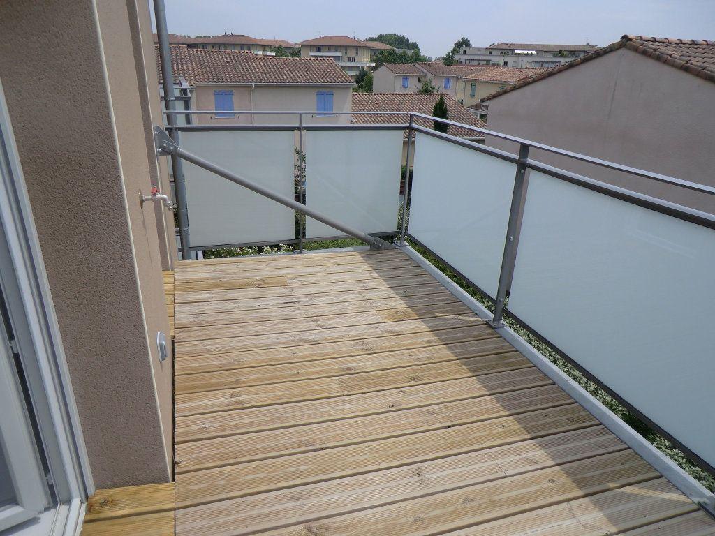 Appartement à vendre 2 39.1m2 à Toulouse vignette-3