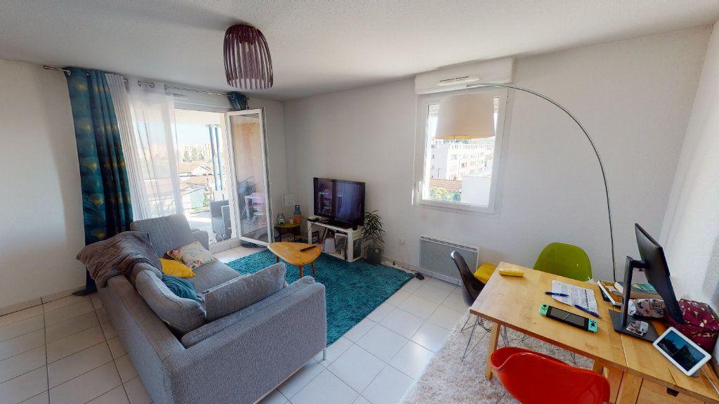 Appartement à vendre 3 56.41m2 à Toulouse vignette-1