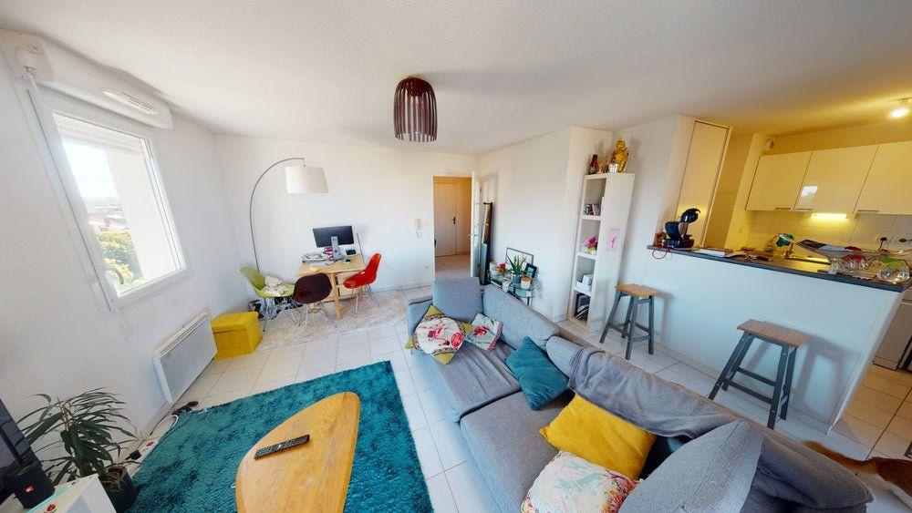 Appartement à vendre 3 56.41m2 à Toulouse vignette-2