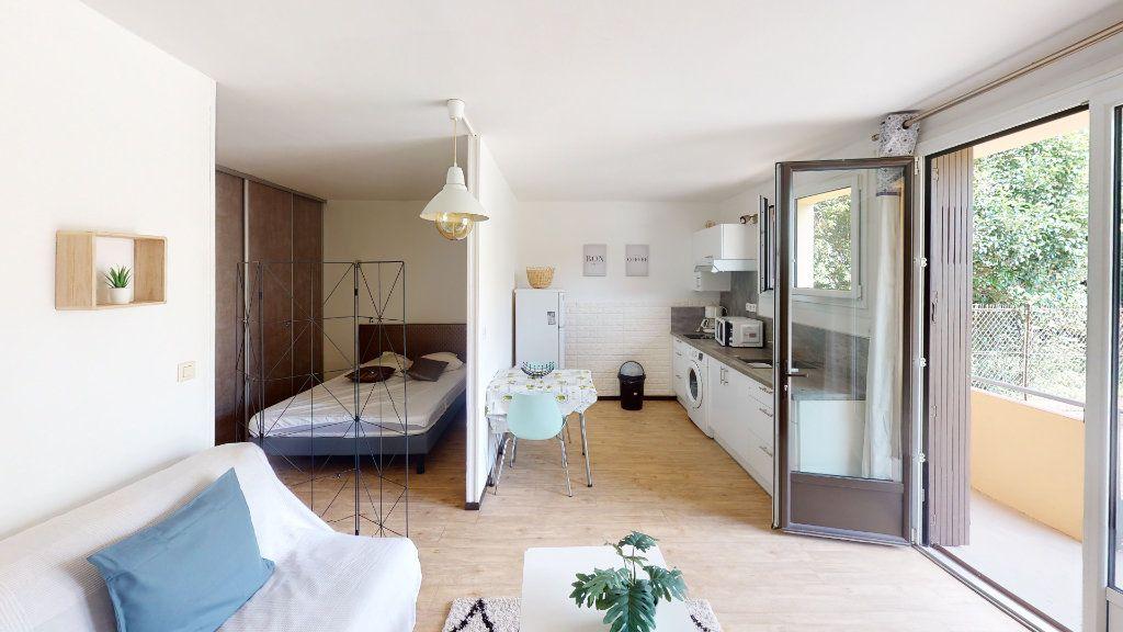 Appartement à louer 1 29.71m2 à Toulouse vignette-1