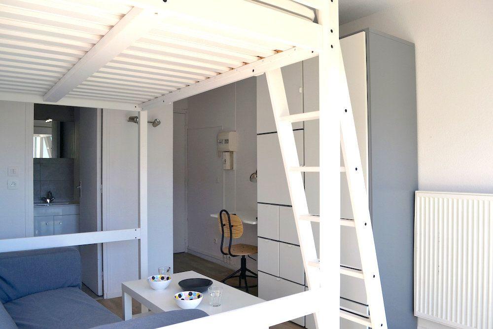 Appartement à louer 1 14.44m2 à Toulouse vignette-3