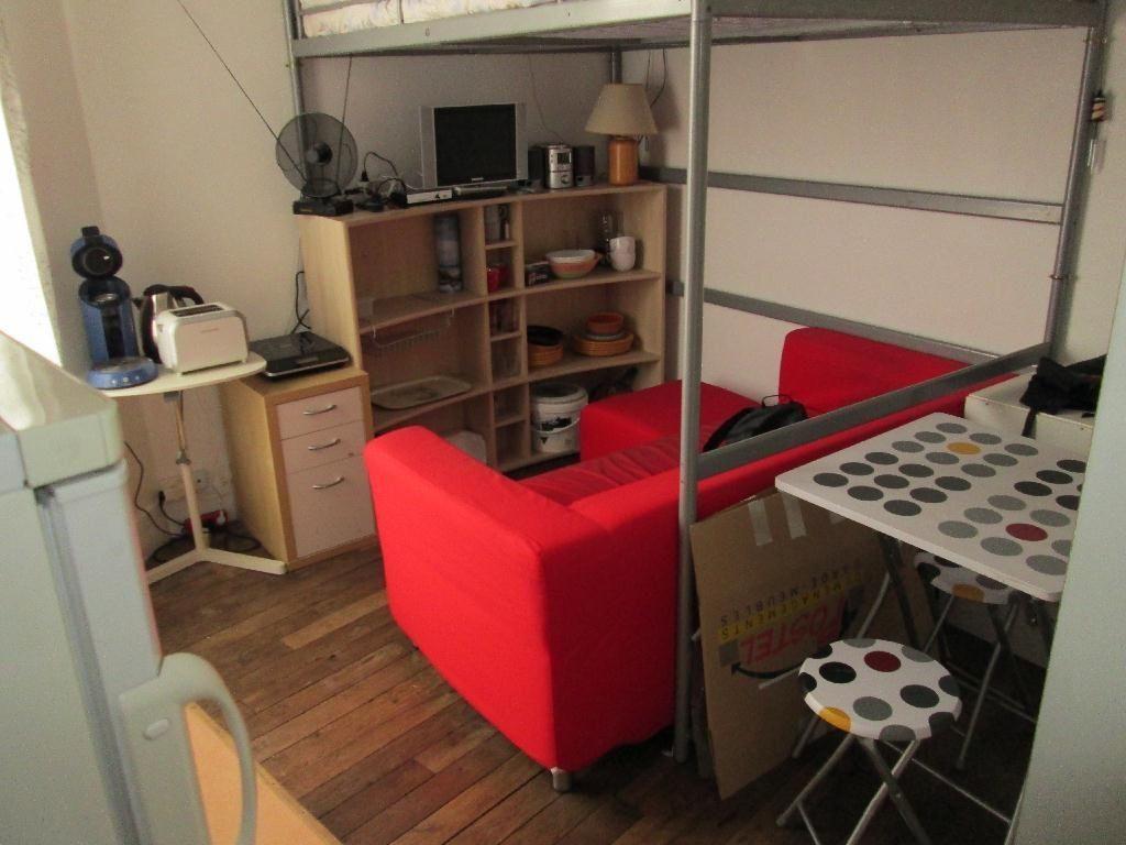 Appartement à louer 1 13m2 à Clamart vignette-1