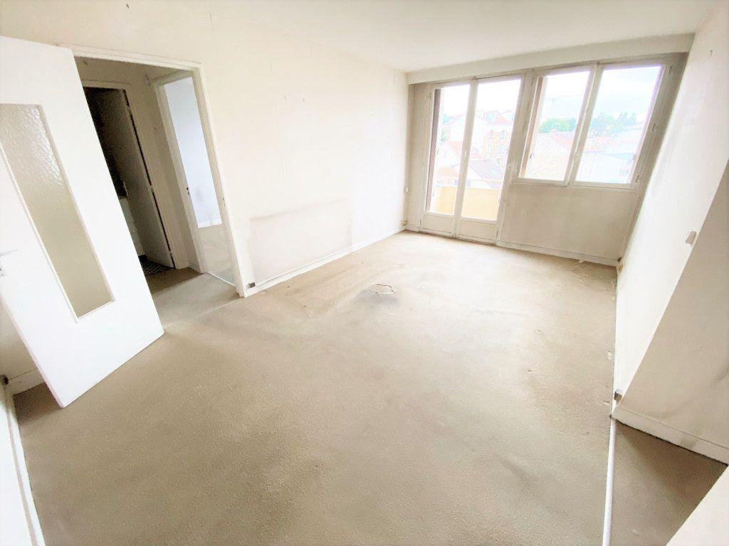 Appartement à vendre 3 54m2 à Clamart vignette-1