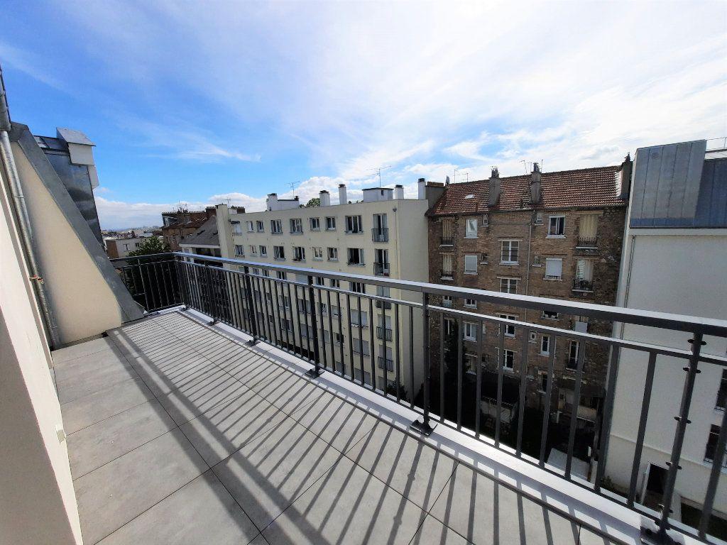 Appartement à louer 4 75.91m2 à Clamart vignette-1