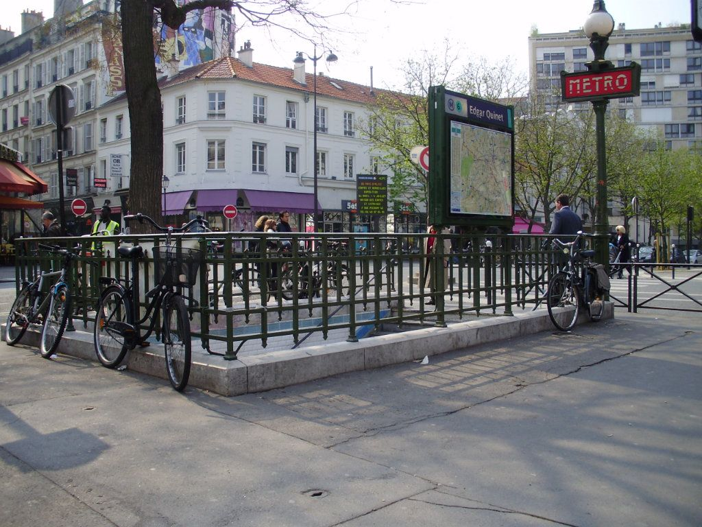 Appartement à vendre 4 85m2 à Paris 14 vignette-1
