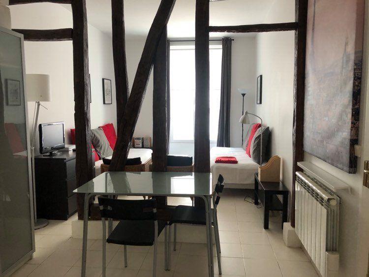 Appartement à louer 1 24.5m2 à Paris 14 vignette-2