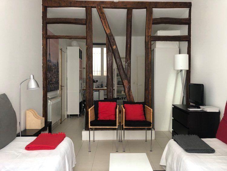 Appartement à louer 1 24.5m2 à Paris 14 vignette-4