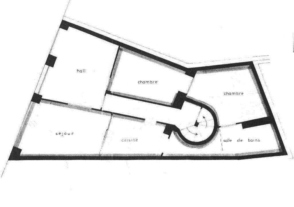 Appartement à vendre 3 43m2 à Paris 14 vignette-1