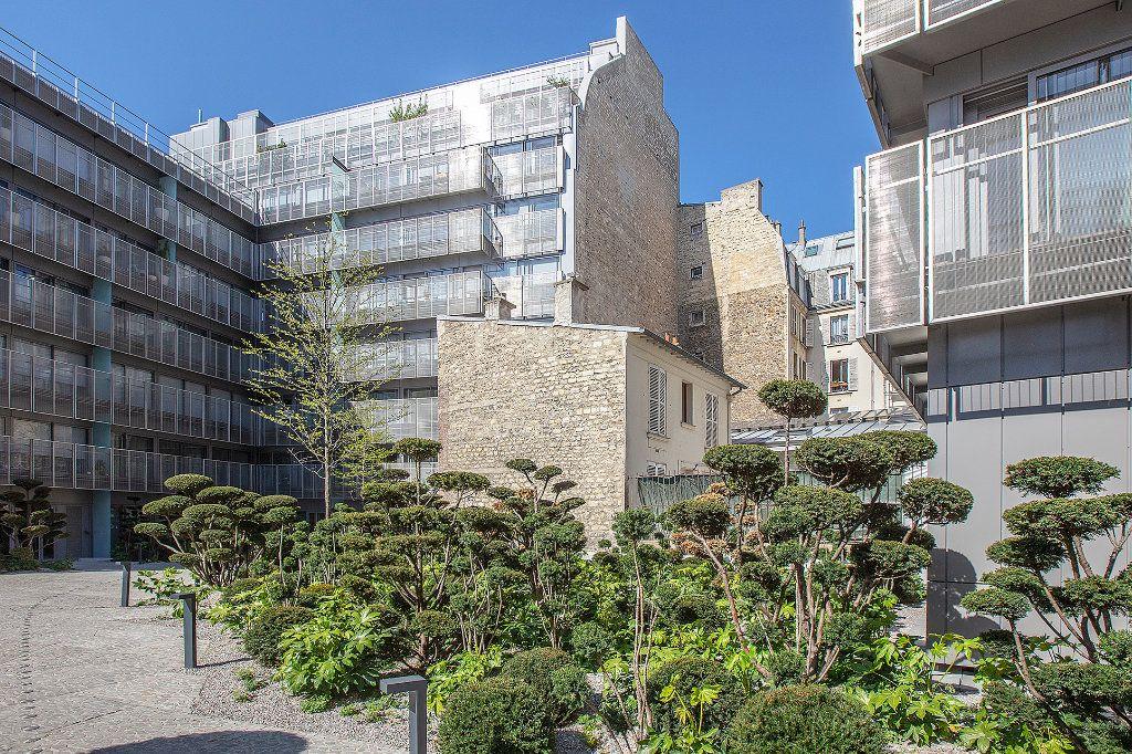 Appartement à vendre 1 42.44m2 à Paris 14 vignette-2