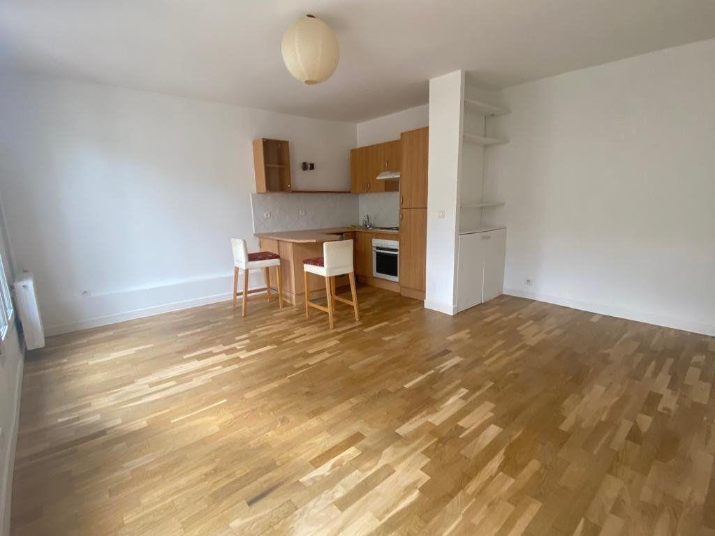 Appartement à louer 2 40m2 à Paris 5 vignette-1