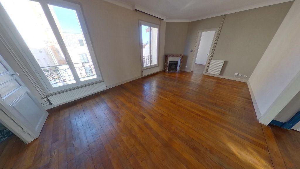 Appartement à vendre 4 79.3m2 à La Varenne - Saint-Maur-des-Fossés vignette-1