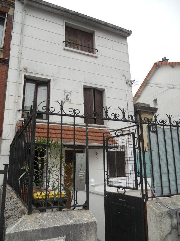 Appartement à louer 1 21.94m2 à Chennevières-sur-Marne vignette-1