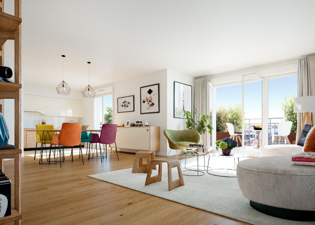 Appartement à vendre 2 41.25m2 à Saint-Maur-des-Fossés vignette-1