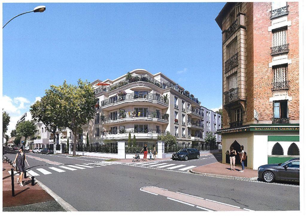 Appartement à vendre 2 41.25m2 à Saint-Maur-des-Fossés vignette-2