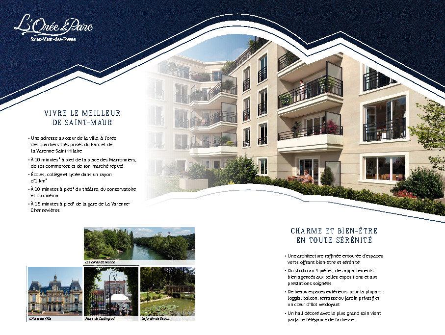 Appartement à vendre 2 41.25m2 à Saint-Maur-des-Fossés vignette-4