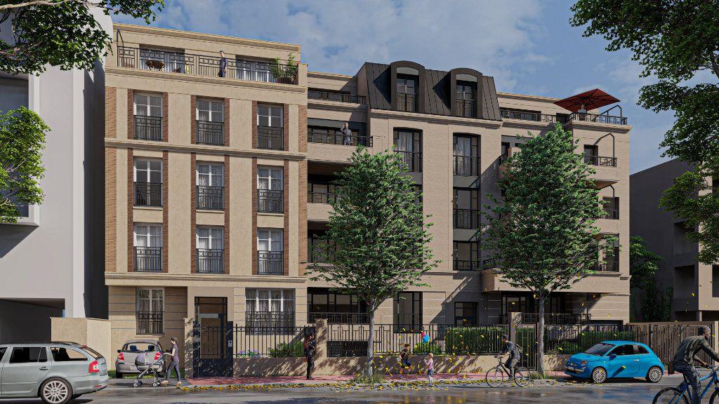 Appartement à vendre 2 42.98m2 à La Varenne - Saint-Maur-des-Fossés vignette-1
