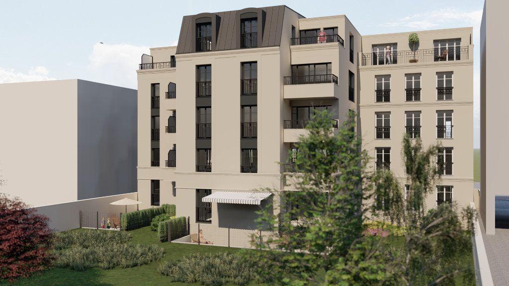 Appartement à vendre 2 42.98m2 à La Varenne - Saint-Maur-des-Fossés vignette-2